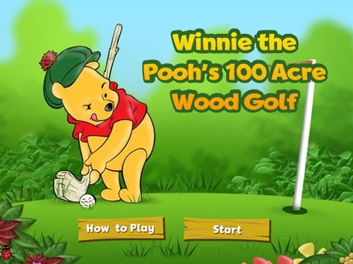 Winnie the Poohs 100 Acre Wood Golf Download