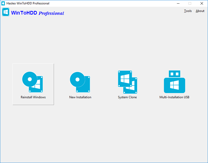 WinToHDD Download