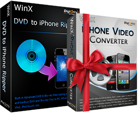 WinX DVD Ripper to iPhone Download