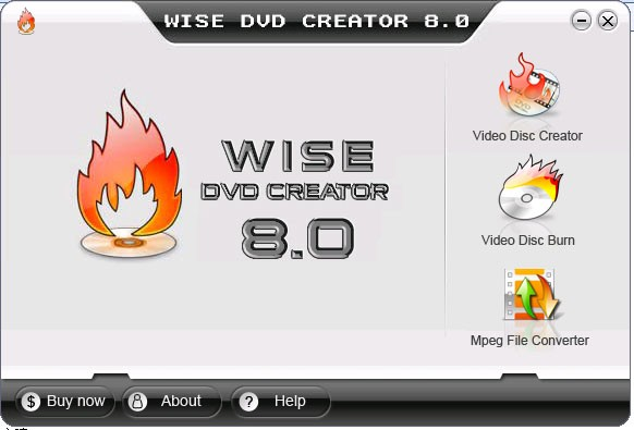 Wise DVD Creator Download