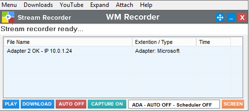 WM Recorder Download