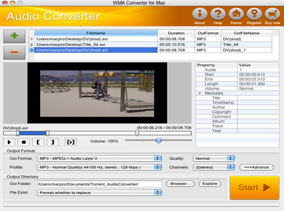WMA Converter for Mac Download