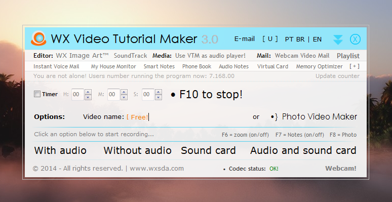 WX Video Tutorial Maker Download