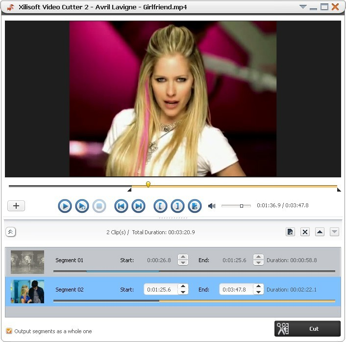 Xilisoft Video Cutter Download