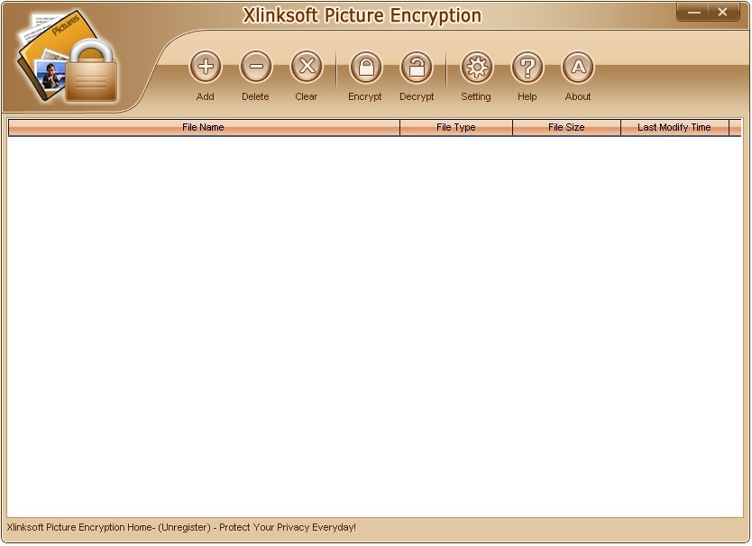 Xlinksoft Picture Encryption Download