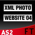 XML Photo Template 04 AS2 Download