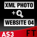 XML Photo Template 04 AS3 Download