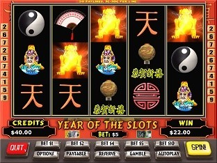 Year of the Slots Download