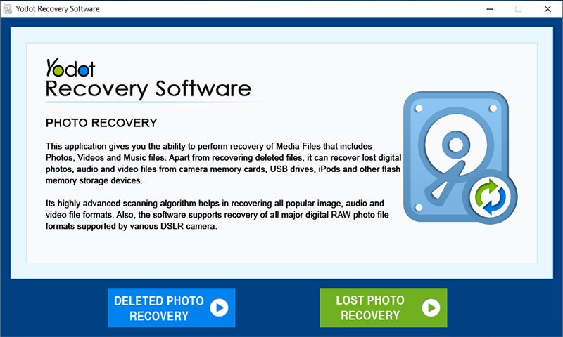 Yodot Photo Recovery Download