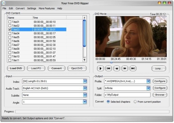 Your Free DVD Ripper Download