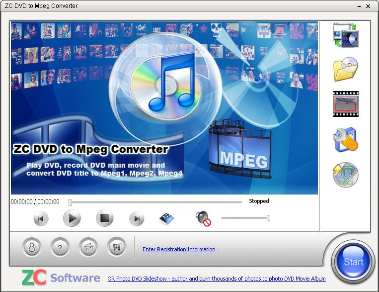 ZC DVD to Mpeg Converter Download