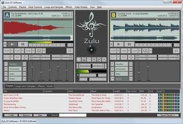 Zulu DJ Software Free Download